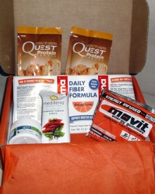 August Bulu Box Review: Goodies for Weight Loss Delivered Monthly