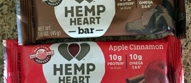 Manitoba Harvest Hemp Heart Bars