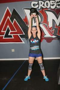 Competition recap: kettlebell swings