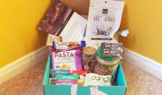 november fit snack box