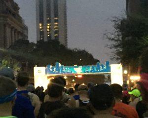 Aramco Houston Half Marathon: Start
