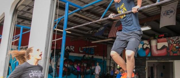 CrossFit Open 17.2 encouragement