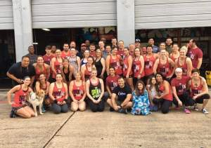 CrossFit Open 17.5: The CLCF Family