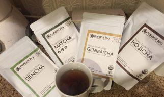Nanami Green Tea Challenge