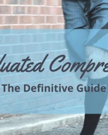Graduated Compression Socks Header
