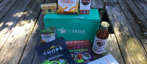October Fit Snack Box Review: Beans and Proteins