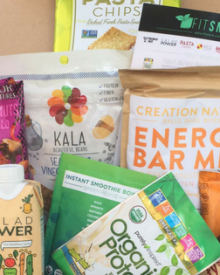 September Fit Snack Box Review: Spicy, Savory, DIY