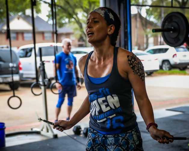 CrossFit Open 18.3 WOD: The agony of jump rope