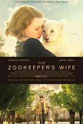 Movie Review - The Zookeeper's Wife
