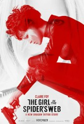 Movie Review - The Girl in the Spider's Web