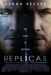 Movie Review - Replicas