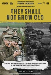 Movie Review - They Shall Not Grow Old