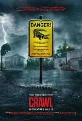 Movie Review - Crawl