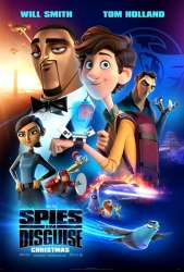 Movie Review - Spies in Disguise