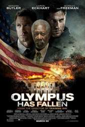 Movie Review - Olympus Has Fallen