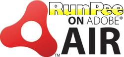 RunPee on Adobe AIR
