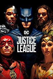 justice league superhero characters