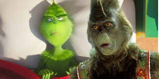 A tale of two Grinches