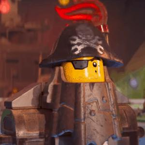 LEGO2 - Metal Beard