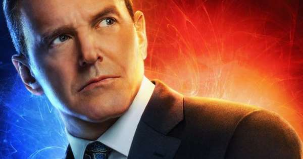 gregg clarke as agent coulson in captain marvel