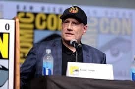 Kevin Feige and Avengers Endgame at comic con