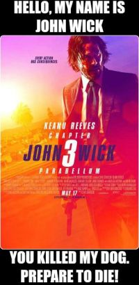 John Wick: Prince of Puppies