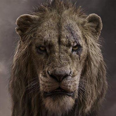Lion King Scar