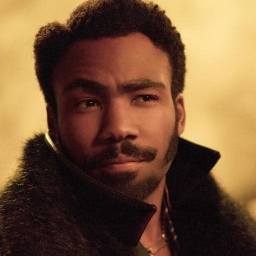 Lion King Simba grown Donald Glover