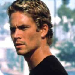 Paul Walker as Brian O'Conner