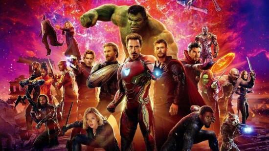 Anvengers endgame superheroes
