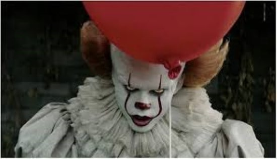 It pennywise the clown