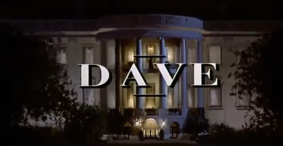 dave movie trailer 1993 kevin kline