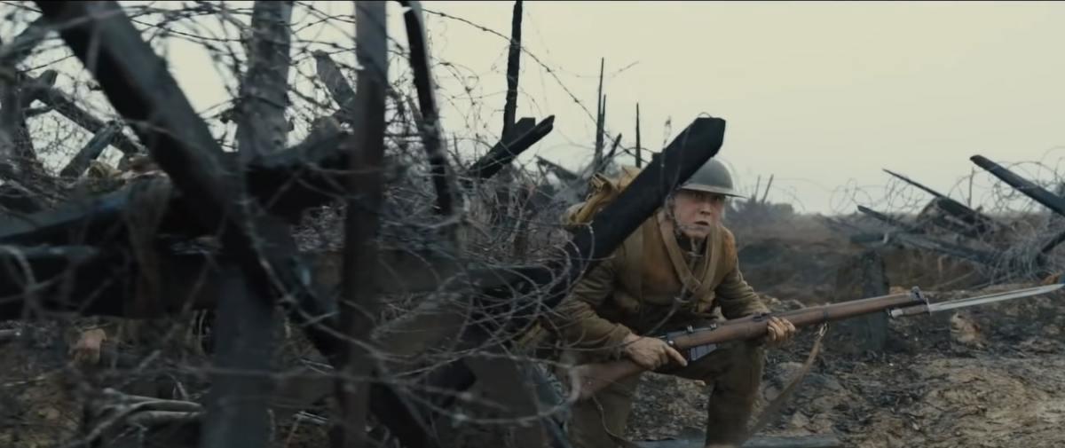 1917 - no man's land