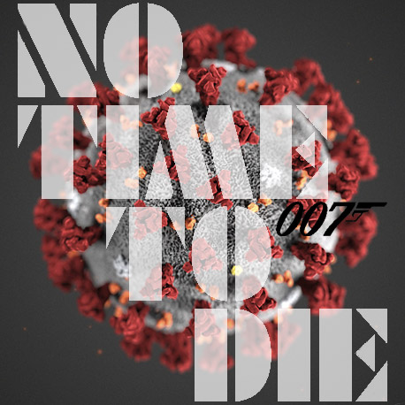 No Time To Die release date reset to November due to CoVid-19.