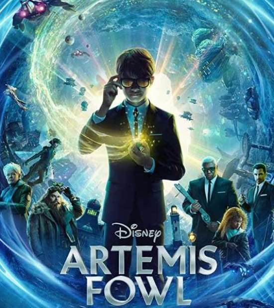 Artemis Fowl on Disney+