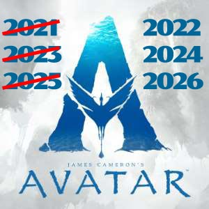 Avatar release dates updated