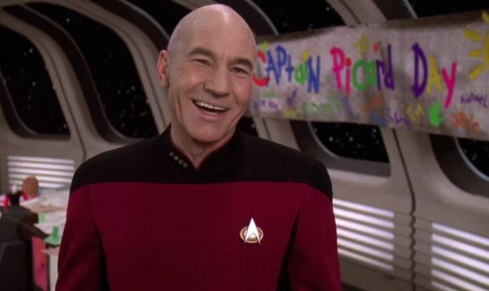 Patrick Stewart - Picard Day