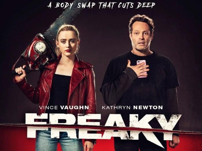 Freaky movie header