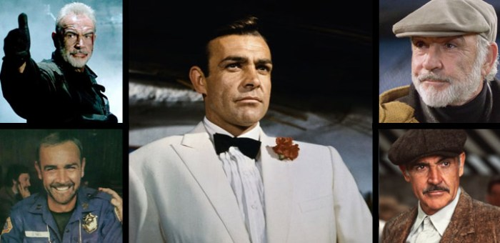 The Film Legacy of Sean Connery