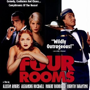 four-rooms