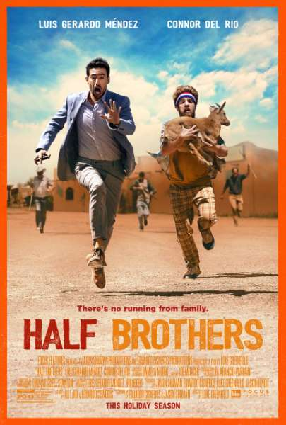 half-brothers
