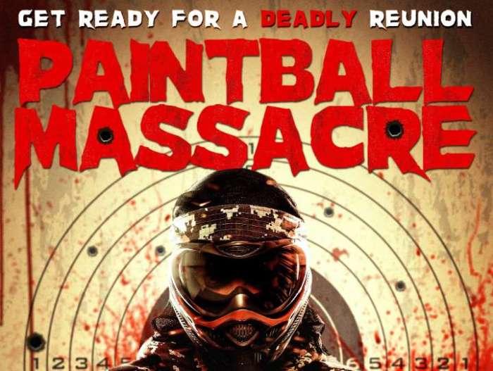 Paintball-Massacre