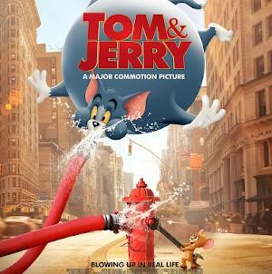 NEW Movie Review – Tom & Jerry: The Movie