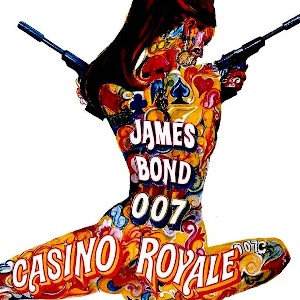 James Bond Movie Rewatch Review - Casino Royale (1967)