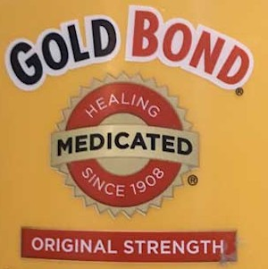 Gold Bond to replace James Bond in No Time for this Movie
