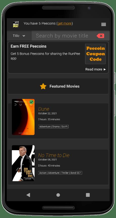 runpee-app-movie-list