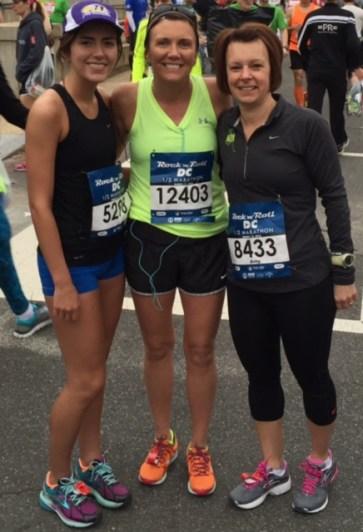 Amanda, Sandy, & Amy