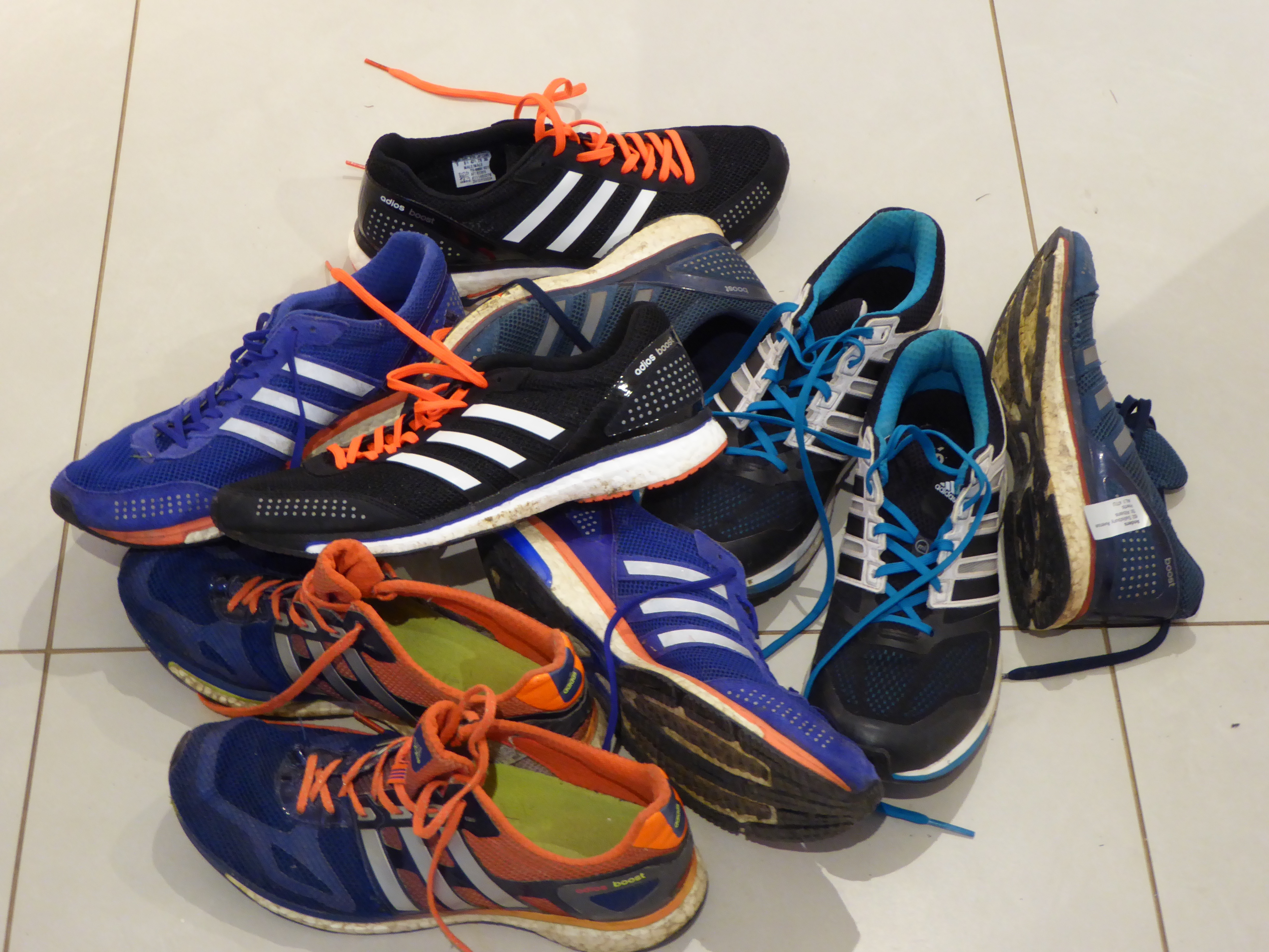 Product Review: Adidas Adios Boost 2 Review