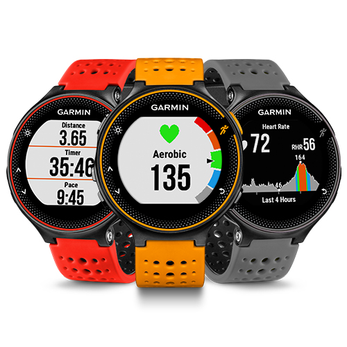 Other Forerunner 235 colours available