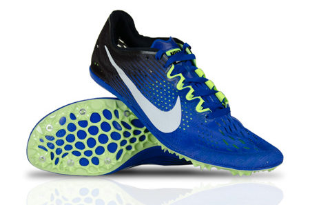 93dce9b652ed Nike 2017 Spikes colour way. The Olympic spikes – including the Zoom  Victory 3 ...